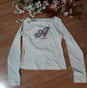 Adidas top size XS/S